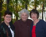 Chris, Julia & Cathy Gillion Spring 2007