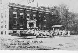 St. Louis sanitarium